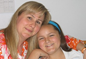Sudbury teacher saves daughter from choking-Claire