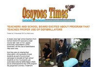Osoyoos Times post