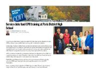 2013-04-11-ParisStar-Service clubs fund CPR training