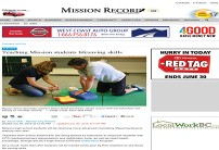 Mission Record post link