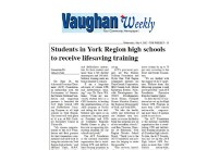 Vaughn Weekly post
