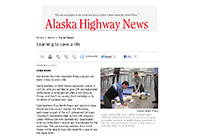 Alaska Highway News post