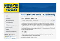 Moose FM post