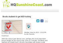 HQ Sunshine Coast post