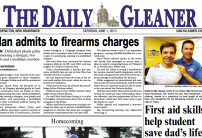 The Daily Gleaner post