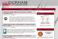 Durham News post