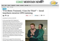 Coast Mountain News post link