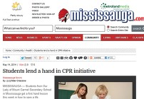 Mississauga News post link