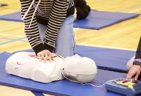 Oshawa cpr training session