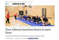 Port Alberni post link