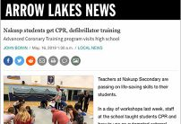 Arrow Lakes News post link